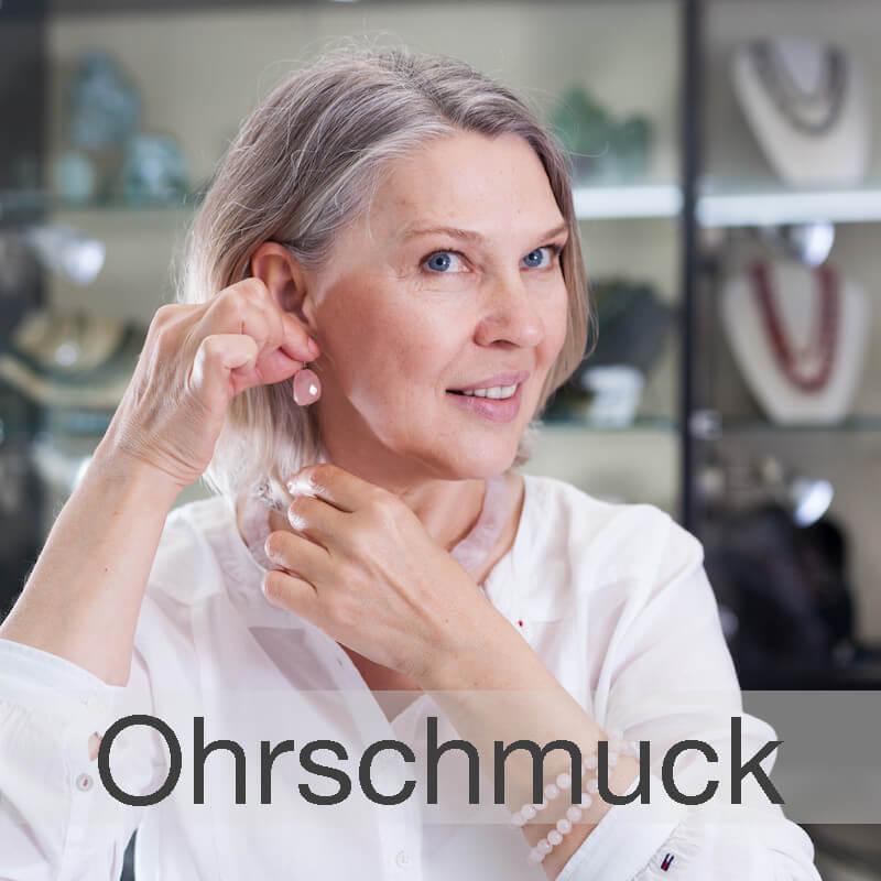 Edelstein Ohrschmuck